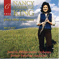 Martinu oboe concerto instrumentation