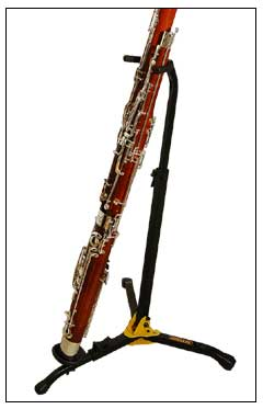 Bassoon & Contra Bassoon Stands