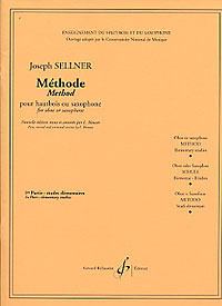 Methods And Collections For Oboe from Forrests Music