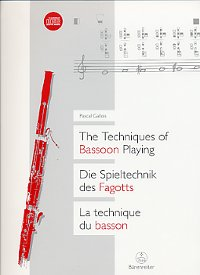 Books Videos and DVDs For Bassoon from Forrests Music
