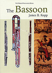 The Bassoon, by James B. Kopp